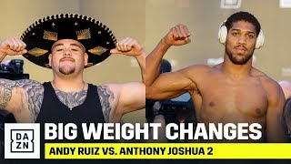 Ruiz weigh-in shocker!
