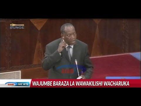 Download Baraza la Wawakilishi Zanzibar lamcharukia waziri Kabudi