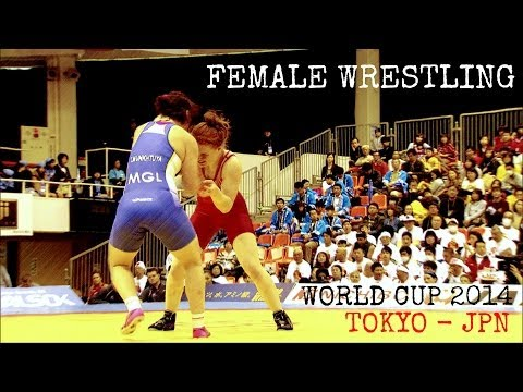 2014 FILA Female Wrestling World Cup - Highlight