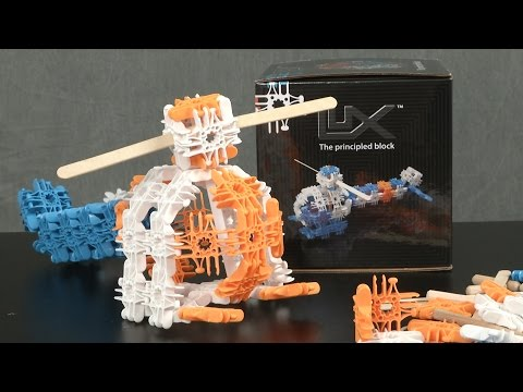 Lux 88-Piece Construction Set from Lux
