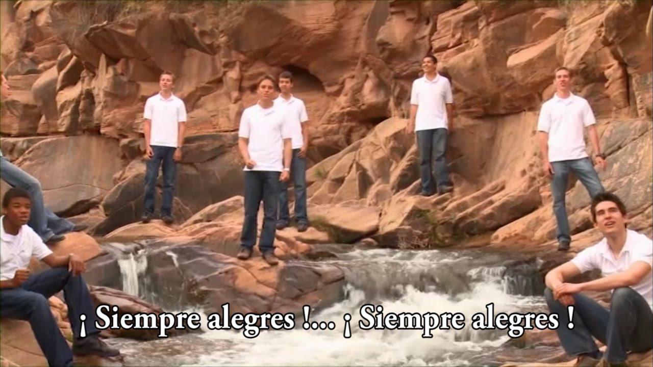SIEMPRE ALEGRES - Fountainview Academy