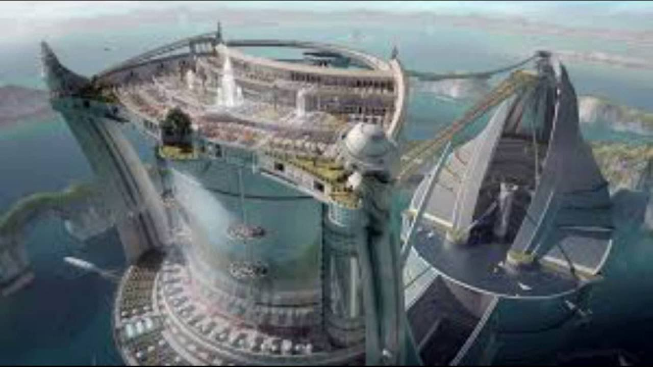 Largest building in the world youtube for Top 50 architects in the world