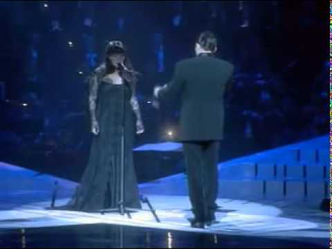 Sarah Brightman _ Antonio Banderas  The Phantom Of The Oper.flv