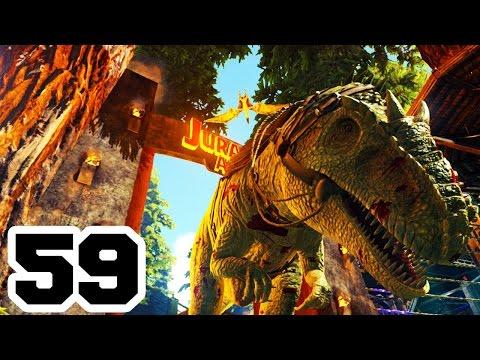 EL GIGANOTOSAURUS ESTA DE REGRESO - ARK: Survival Evolved - MAXSURVIVAL #59