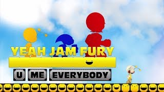 Yeah Jam Fury: U, Me, Everybody! LAUNCH TRAILER!
