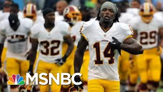 Former NFL Player Reacts To Washington Team's Drop Of Racist Name | All In | MSNBC