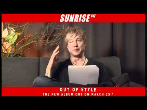 sunrise avenue answer fan questions part 1 youtube. Black Bedroom Furniture Sets. Home Design Ideas
