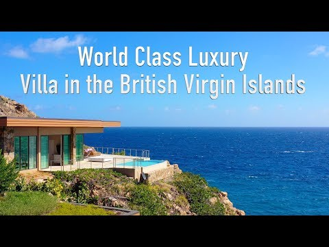 Tour these Ultra Luxury Properties in the British Virgin Isl