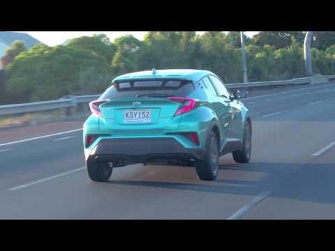 Toyota C-HR - The Essential Weekend Getaway