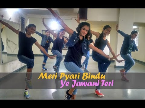 Ye Jawani Teri from Meri Pyari Bindu | Bollywood Dance Practice