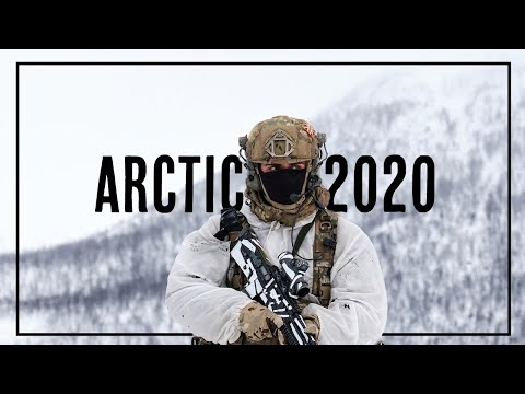 Arctic Commandos | Royal Marines