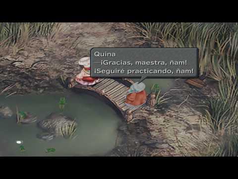 Guia Final Fantasy IX (PS4) - 32 - Reencuentro con Quina