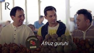 Barakasini bersin - Afruz guruhi | Баракасини берсин - Афруз гурухи