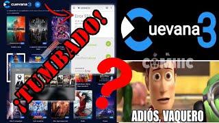 Cuevana 3 Tumban Cuevana El Sitio Viral De Series Y Peliculas Cuevana 3 Es Desabilitado Youtube