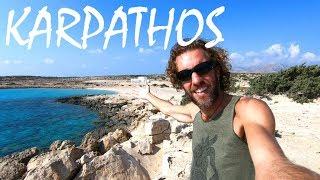 Exploring KARPATHOS, GREECE | Awesome Beaches & Ancient Ruins