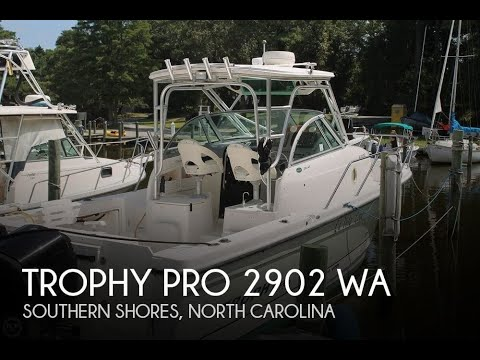 Used 2004 Trophy Pro 2902 WA for sale in Southern Shores, North Carolina