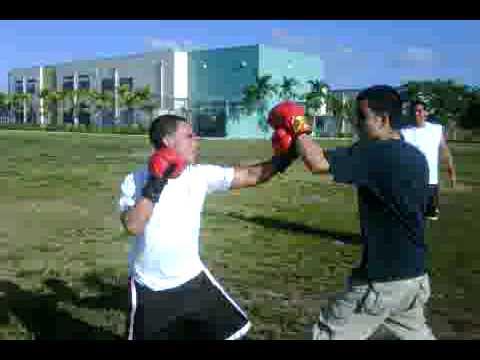 Prime Fighter vs El loco