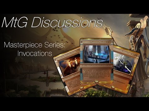 MtG Discussions - Masterpiece Series : Invocations
