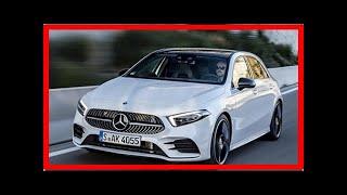 First drive review: Mercedes-Benz A-Class