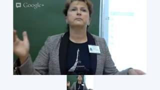Мастер-класс: Урок глазами ребенка