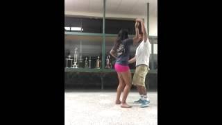 Dancing Cancioncitas de amor by Romeo Santos