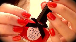 One of Sara Michelle's most viewed videos: How To Apply False Nails