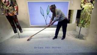 Barneys New York Windows | Dries Van Noten: The Making Of