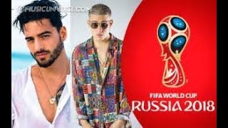 Official Song FIFA World Cup 2018 Bad Bunny ft. Maluma