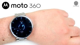 Motorola Moto 360 | El mejor Smartwatch con Android Wear(Si te ha gustado el vídeo ¡Suscríbete!: http://goo.gl/i2Uizr Compra tu Moto 360 (Amazon): http://goo.gl/ZJmVh8 Compra tu Moto 360 (eBay): http://goo.gl/M4sXdl ..., 2014-11-24T23:24:52.000Z)