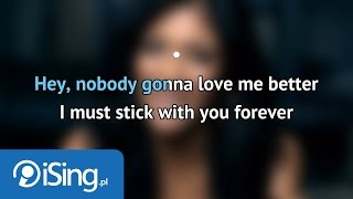 The Pussycat Dolls - Stickwitu (karaoke iSing)