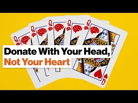 To Be a Better Philanthropist, Think Like a Poker Player | L