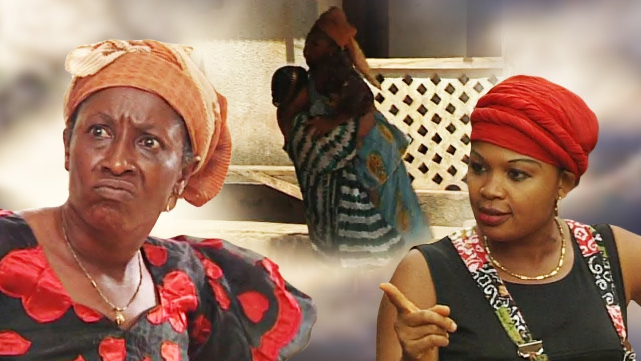 Download Mama G Vs Son's Wife (Patience Ozokwor)  - LATEST AFRICAN MOVIES 2021 NIGERIAN MOVIES