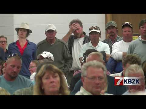 Yellowstone River Closed Leaving Hundreds Out of Work