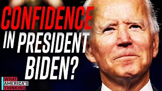 NEW POLL: 90% of Democrats CONFIDENT in Biden's ability to ACHIEVE key agenda items