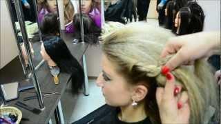 Обучение парикмахерскому искусству плетение кос Actual  Ставрополь