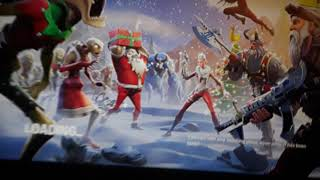 Me play ing FORTNITE and a buy an skin