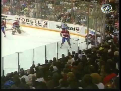 Philadelphia Flyers vs Montreal Canadiens. 11 may 1989