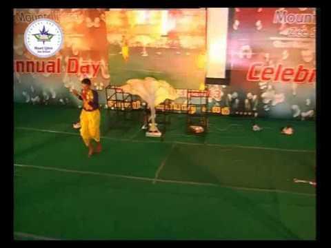 Zee School Karur Welcome Dance Youtube