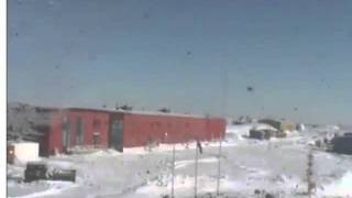 Weird Moon  and  Strange Sun  in Antarctica(Footage from the Austrailian Antarctic Division webcams FAIR USE NOTICE: This video may contain copyrighted (© ) material the use of which has not always ..., 2011-10-04T20:46:15.000Z)