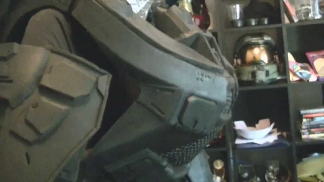 Halo 4 Armor Costume & Jerome-092 Sc 1 St Jerome-092