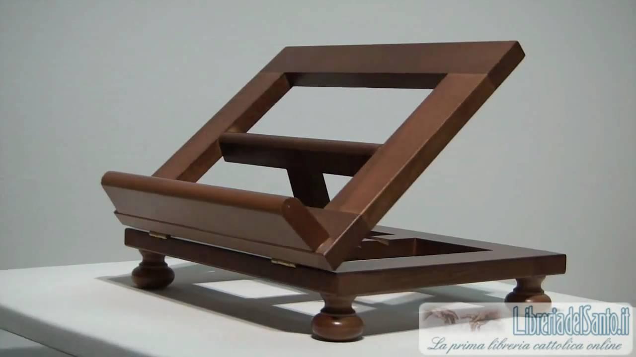 Leggio da tavolo fai da te | Ecco come costruirlo in legno ...