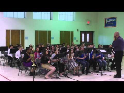 Telegraph Intermediate Beginning Band Concert