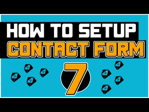 How to Use Contact Form 7 Plugin For WordPress – Step-By-Step Tutorial 2016