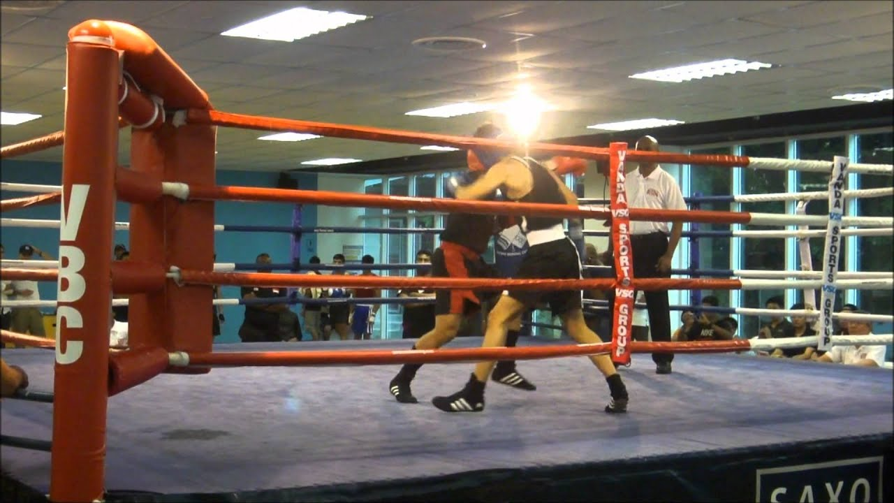 Amateur boxing association for girls