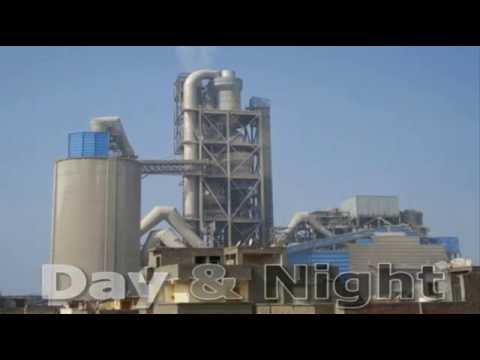 A short Video about TITAN Cement in Alexandria