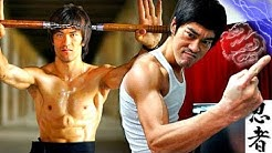 Top 5 Bruce Lee Portrayals In Movies | Five Convincing Copycat Bruce Lee Actors - J. Vargas TV!