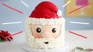 SANTA CAKE is coming to town! 🎄