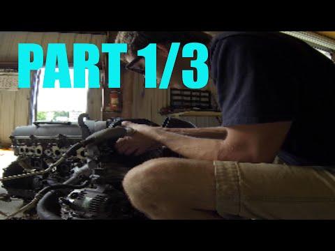 1jz 240sx Project - Timing Belt and PAINT! (1/3) (Part 11)
