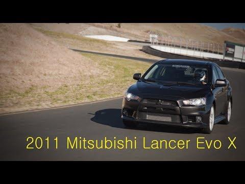 Roar of...2011 Mitsubishi Lancer Evolution X