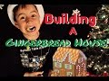 Building A Christmas Gingerbread House!
